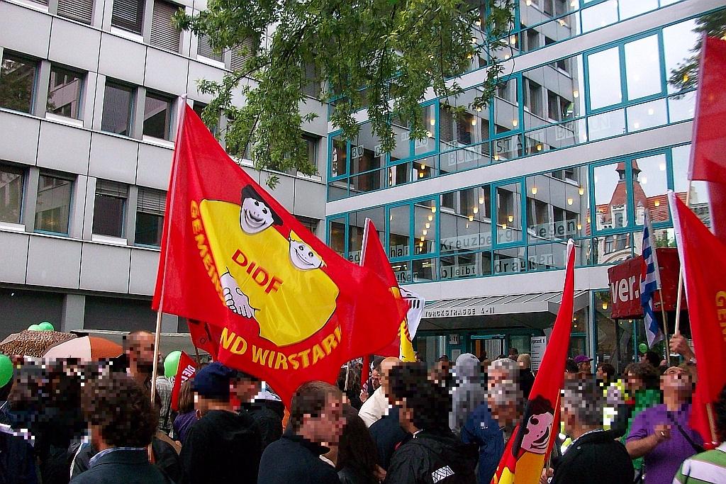 Kreuzberg gegen pro