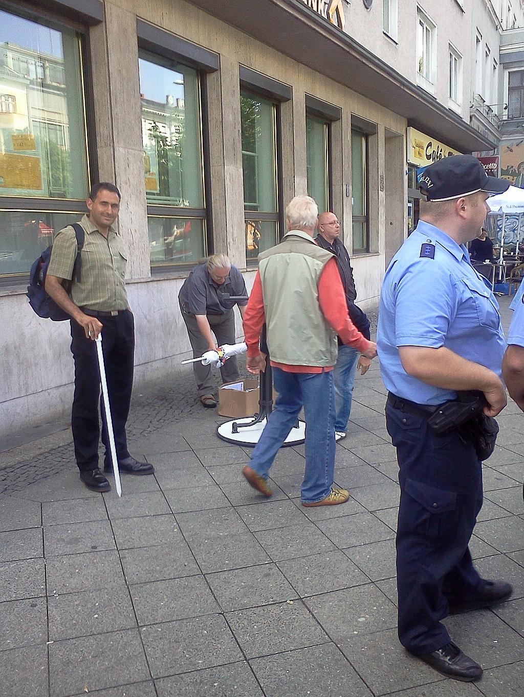 Pro Stand Kreuzberg
