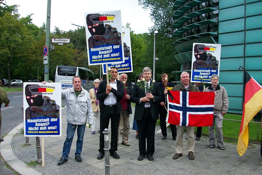 proD norwegische Botschaft