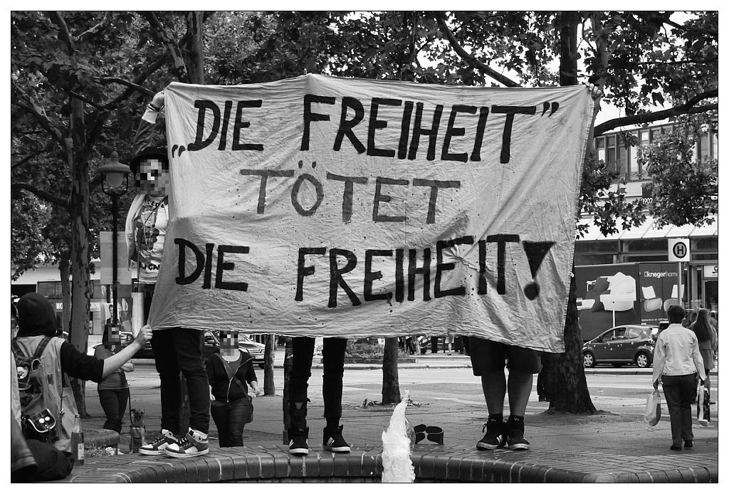 12. August Die Freiheit